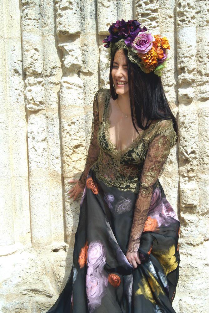 Lolita C , créatrice de mode à bordeaux