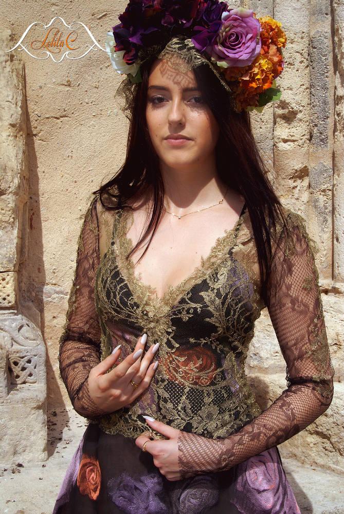 robe sur mesure lolita C