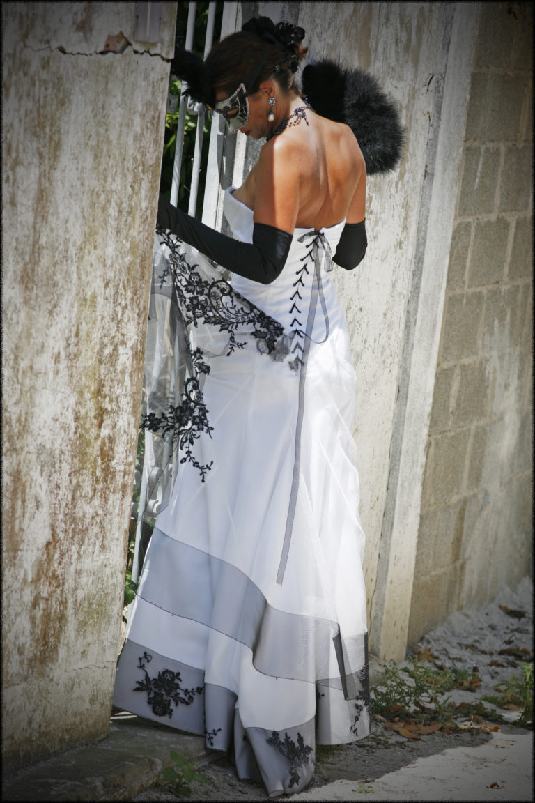 robe de mariee unique, lolita C
