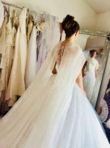 robe de mariée sur mesure bordeaux, Pauline, Lolita C