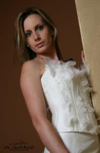 robe de mariée unique, robe féérie, Lolita C,