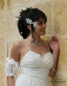 robe de mariée unique, Lolita C, robe de mariée sur mesure mérignac